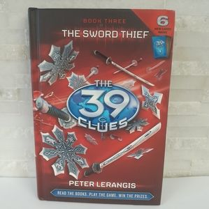 The 39 Clues Book #3 The Sword Thief